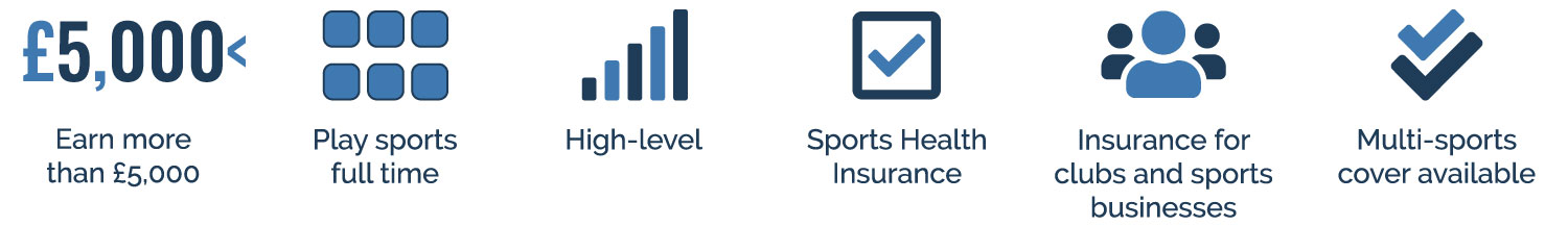 Professional Sports Insurance Benefits