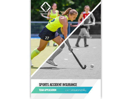 Sports Accident Insurance Team Application