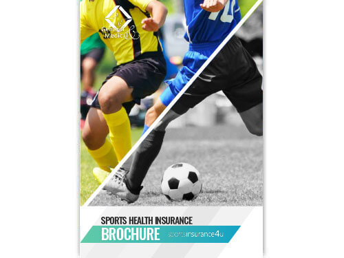Sports Health Insurance Brochures
